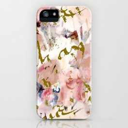 Beginnings & Butterflies iPhone Case
