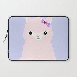 Alpaca in Love V 2 Laptop Sleeve