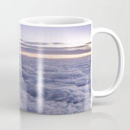 Dreamy clouds in the sky Coffee Mug