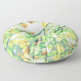 Be The Light  Floor Pillow