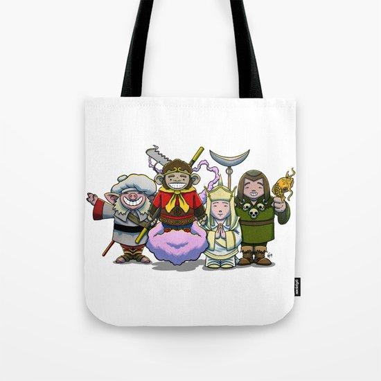 Monkey Magic Crew! by saltmarsh