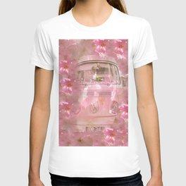 DESTINATION CHERRY BLOSSOM ROAD T-shirt