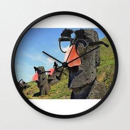 Groucho Island Wall Clock