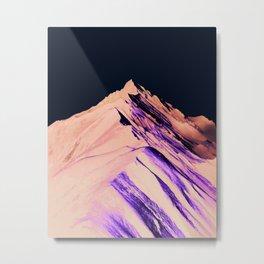 Dark Mountain #society6 #decor #buyart Metal Print