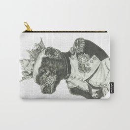 Vladimir Badger Don't Care Carry-All Pouch