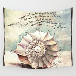 Psalm 139 Wall Tapestry