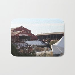 Red Barn ShipYard Bath Mat