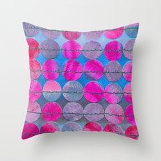 Bliss Kisser Throw Pillow