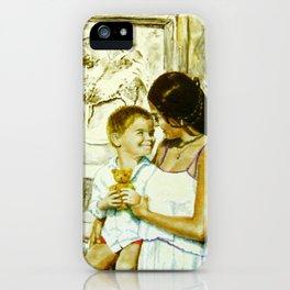 Agnus Dei iPhone Case