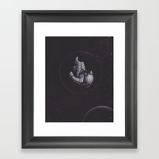 Major Tom Framed Art Print