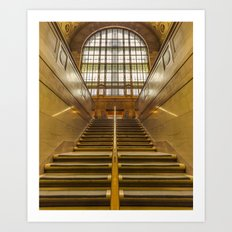 Toronto Union Station Art Print