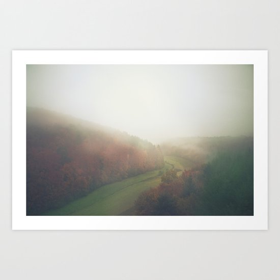 ⓣⓗⓔ ⓢⓔⓒⓞⓝⓓ ⓛⓘⓕⓔ  Art Print