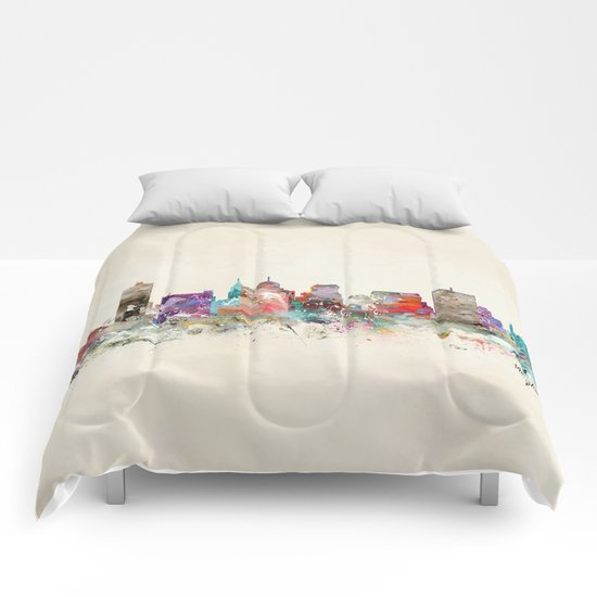 memphis tennessee Comforters