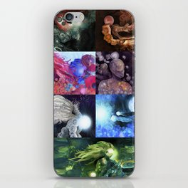 Holst's The Planets iPhone Skin