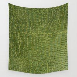 Alligator Skin Wall Tapestry