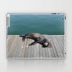 Sea Lion Smile Laptop & iPad Skin