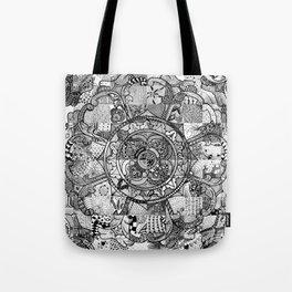 Tibetan Crest Tote Bag
