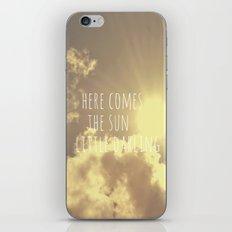 Little Darling  iPhone & iPod Skin