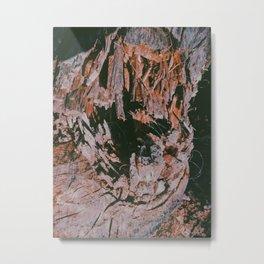 Fallen Metal Print
