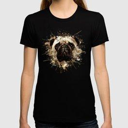 Big Bang natural -Pug- T-shirt