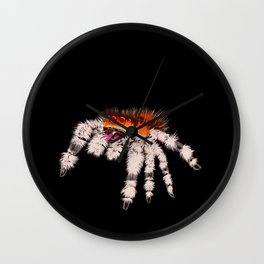 Hoppy Wall Clock