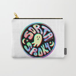 Holo Sorta Spooky © Carry-All Pouch