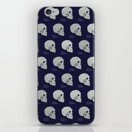 Still in the game iPhone Skin