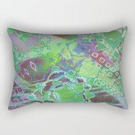 Stop the Hate Rectangular Pillow