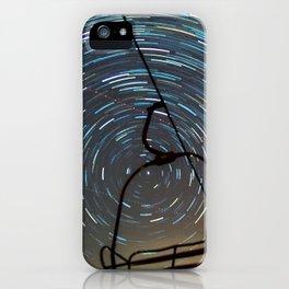 Chair Lift Spiral iPhone Case