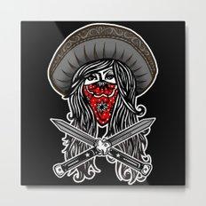La Bandida Metal Print
