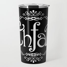 EHFAR Travel Mug