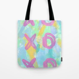 Everybody Is Somebody's Special love xoxo pop art typography Tote Bag