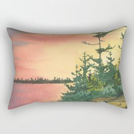 William #5 Rectangular Pillow