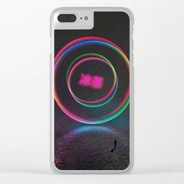 Iced Tea Clear iPhone Case
