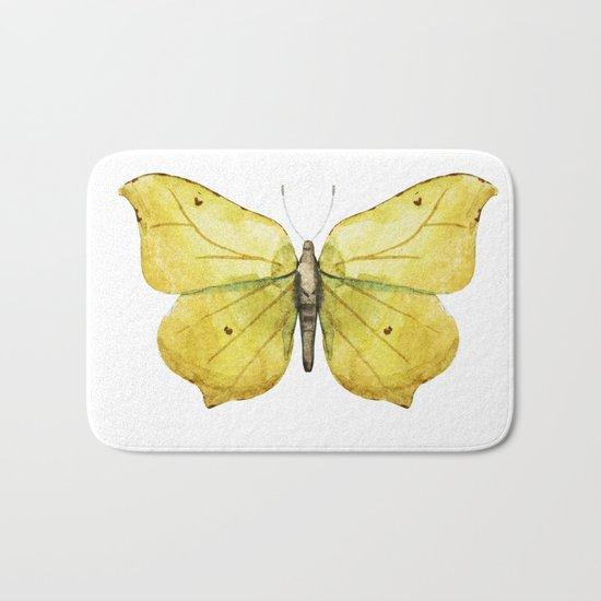 Butterfly 06 Bath Mat