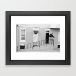 Ricky Oyola 1997' Framed Art Print