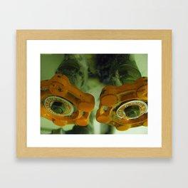 Sexual Industrial Framed Art Print