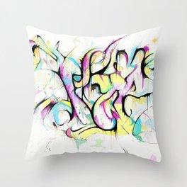 Trip Throw Pillow