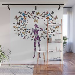 The Rite of Transformation Wall Mural
