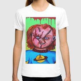 Chucky vs. Chuckie T-shirt