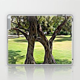 Dance of the Olive Tree Laptop & iPad Skin