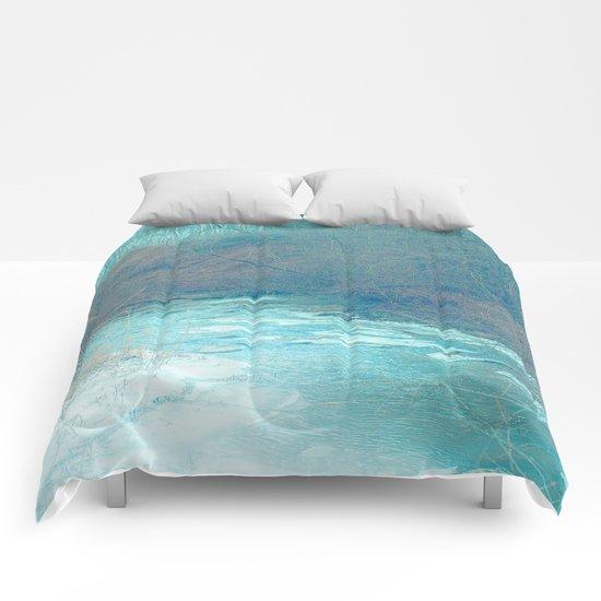 Everything That's Broken Comforters