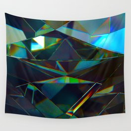 Refracted Wall Tapestry