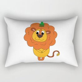 I ain't Lion Rectangular Pillow