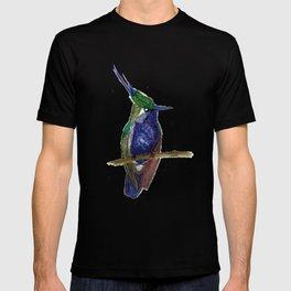 Green-crowned Plovercrest T-shirt
