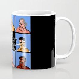 The Punchy Bunch - Punching Their Way Through Life Coffee Mug