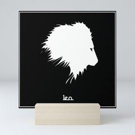 Leo ~ Zodiac series Mini Art Print