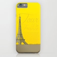 Tour De France Eiffel Tower iPhone 6 Slim Case