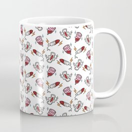 Girl Gang Print Coffee Mug