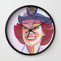 The 1940s  Wall Clock